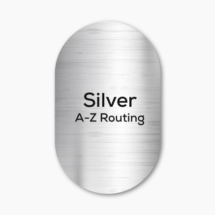 silver-a-z-routing